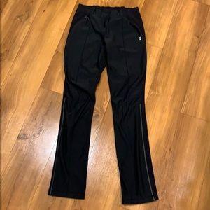Lululemon black trouser pant